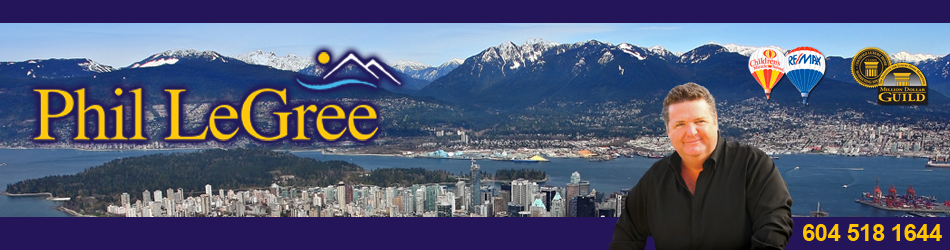 Phil LeGree real estate West Vancouver Realtor